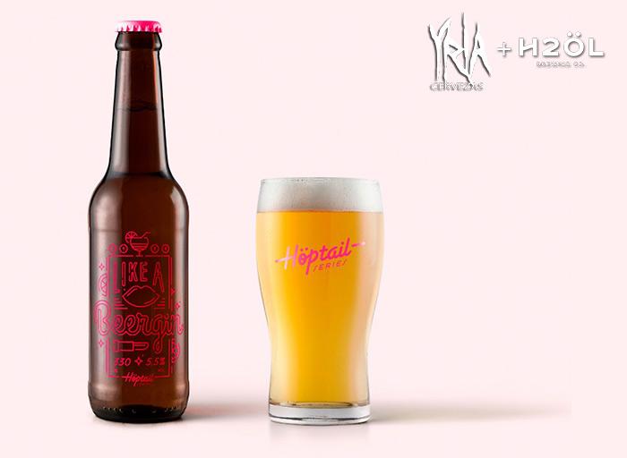 Like a Beergin Saison - H2OL/Yria