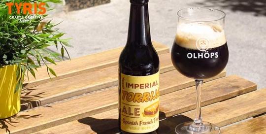 Imperial Torrija - Cervezas artesanales valencianas