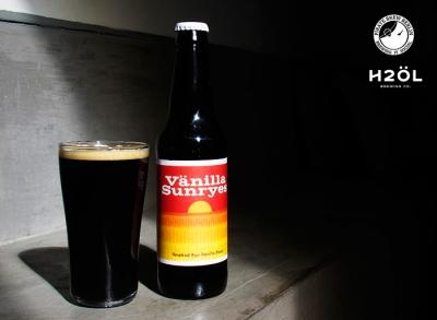 vanilla sunryes - h2ol y pirate brew