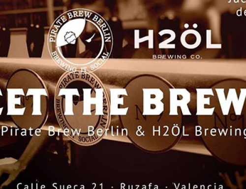 Meet the Brewer Pirate Brew & H2ÖL Brewing – 13 de Abril