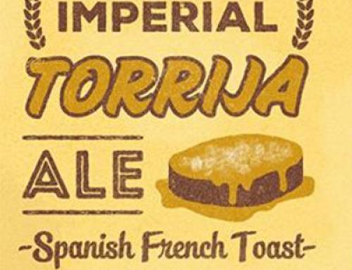 Presentación de Imperial Torrija Ale – 7 de Abril